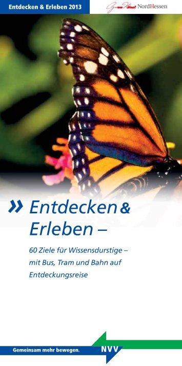 Entdecken & Erleben - Bahn