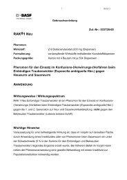 RAK®1 NEU - BASF Pflanzenschutz Deutschland
