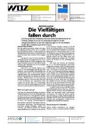 Die Vielfältigen - Bioaktuell.ch