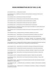 HOJAS INFORMATIVAS RD 557-2011 (1-49)