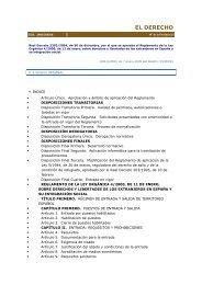 Real Decreto 2393/2004, de 30 de diciembre