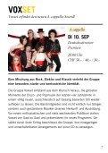 Neue RegeluNg: FlexibleR VoRVeRkauF - Casinotheater Winterthur - Seite 7