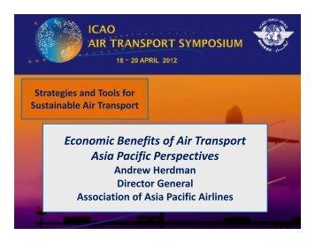 Air Transport Symposium - ICAO