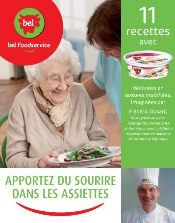 Livret VOP :mise en page 1 - Bel food Service catalogues interactifs ...