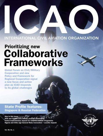 No. 1 - ICAO
