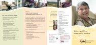 Hausbroschüre der AWO Seniorenresidenz - Herz- und ...
