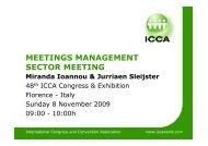 Presentation - ICCA