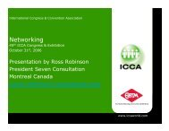 Networking - ICCA