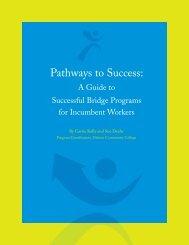 Pathways to Success: - Illinois Community College Board