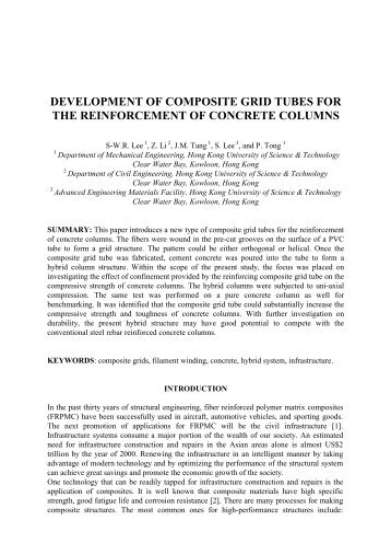 design and analysis of a laminated composite tube essay 1 design using genetic algorithms -- some results for composite material structures keywords: automated design, genetic algorithms, composite material, laminated.
