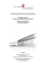 19.11.13_Informationsbroschüre_EBK_SoSe 2014 - Alice Salomon ...