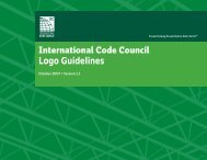 ICC Logo Style Guide - International Code Council