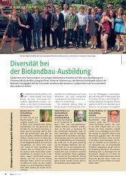 Ganze Titelgeschichte - Bioaktuell.ch