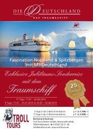 Flyer MS Deutschland