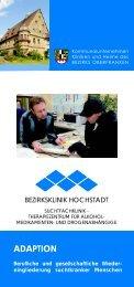 ADAPTION - Kommunalunternehmen Kliniken und Heime des ...