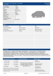 Volkswagen Polo Trendline 1.6 TDI DPF 10.249 EUR
