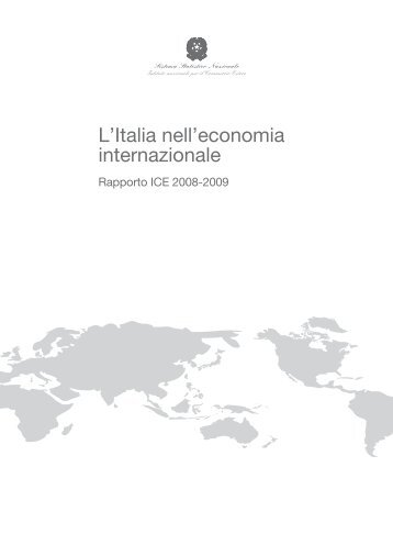 Rapporto ICE 2008-2009
