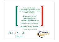 Presentazione Cecilia Chiapero Parte I - Ice