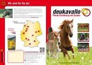 deukavallo - Deutsche Tiernahrung Cremer GmbH & Co. KG