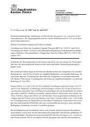 V e r f ü g u n g Nr. 13017 vom 16. April 2013 ...