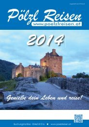 Download Reisekatalog 2014 - poelzlreisen.at