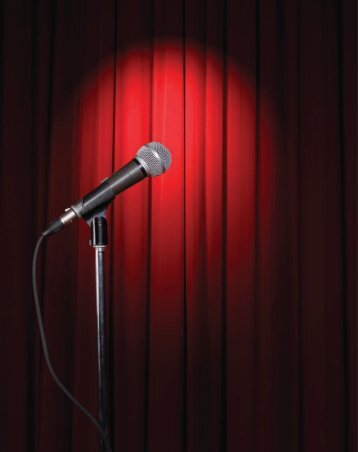 4 Verbindung mit dem Publikum