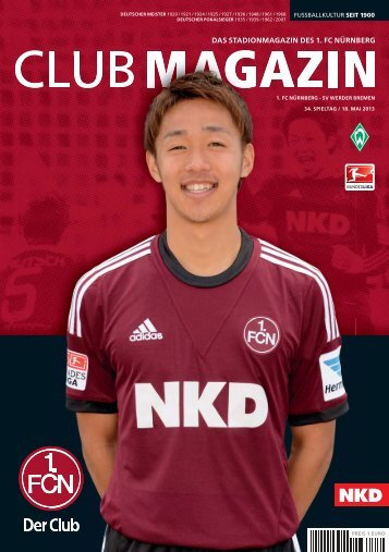 CM 17 BREMEN.indd - 1. FC Nürnberg