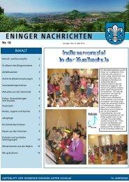 10. Mai 2013 - Gemeinde Eningen unter Achalm