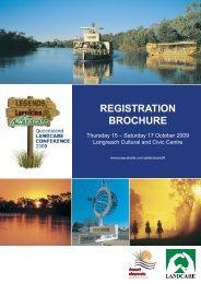 REGISTRATION BROCHURE - International Conferences and Events