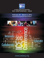 March 2, 2012 - Illinois Computing Educators