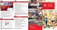Laufkalender 2014 - Sparkasse Elbe-Elster