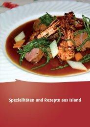Spezialitäten und Rezepte aus Island - Iceland.de