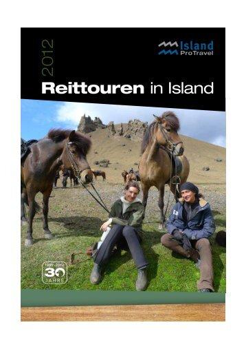 Reittouren in Island 2012 - Iceland.de