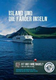Smyril Line Katalog 2014 - Iceland.de