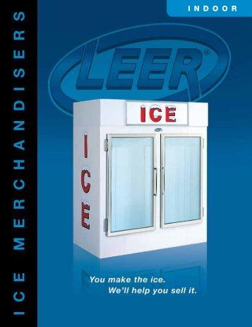 ICE MERCHANDISERS - Ice Machines