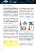INSITU Oct 2006 - Vol 2 - Institute of Chemical & Engineering ... - Page 2