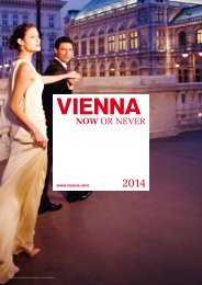 Vienna Journal 2014 - B2B Service for the tourism industry
