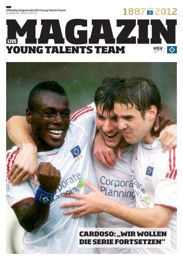 Magazin 2012/13 Nr. 8 - HSV