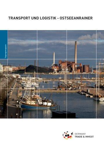 transport und logistik - Deutsch-Baltische Handelskammer in ...
