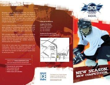 Twin Rinks - Canlan Ice Sports
