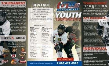 programs - Canlan Ice Sports