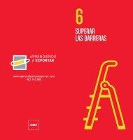 SUPERAR LAS BARRERAS - Icex