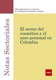 El sector del cosmético y el aseo personal en Colombia - Icex