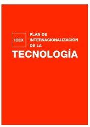 Plan de Internacionalización de la Tecnología - Icex