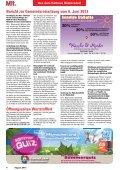 Der Veranstaltungskalender - Mitteilungsblatt - Page 4
