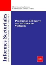 Productos del mar y acuicultura en Vietnam - Icex