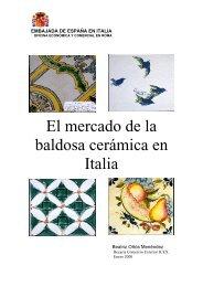 El mercado de la baldosa cerámica en Italia - Icex