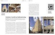 Arnheim: Anstoß zur Stadtsanierung - Bauwelt