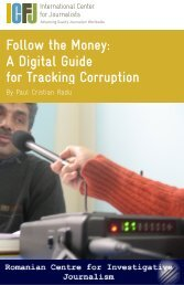 Follow the Money: A Digital Guide for Tracking Corruption