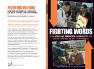 FIGHTING WORDS - International Center for Journalists